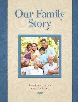 Our Family Story (Record Book), Alicat | Hardcover Book | Acceptable | 978192184