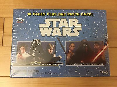 Journey To Star Wars: The Force Awakens Topps Retail Exclusive