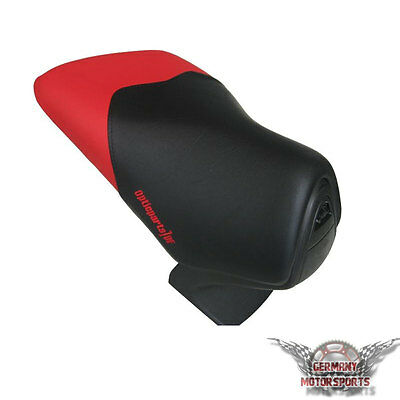 Seat Cover Seat Cover Scooter Aprilia Sr R / Factory 2005- Black Red