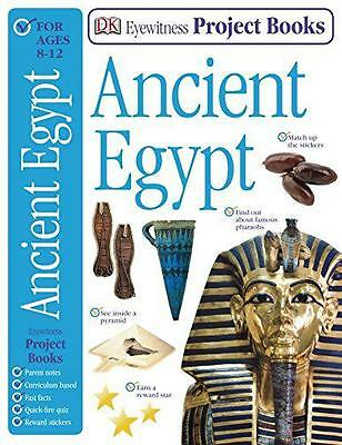 Ancient Egypt (Eyewitness Project Books), Dorling Kindersley | Paperback Book |