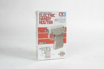 Tamiya 74042 Electric Handy Router Plastic Model RC Craft Tools(Assembly Kit)