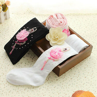 Socks Stockings Tights New Baby Toddler Infant Kids Girl Cotton Warm Pantyhose