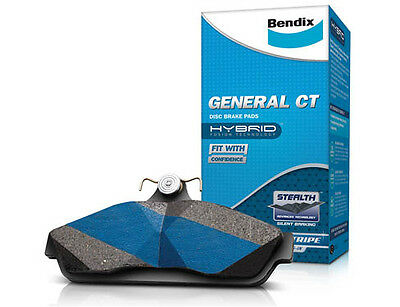 DB1331GCT Bendix Front Brake Pad FOR Holden Commodore VT,VY,VX,VZ 09/97-08/06