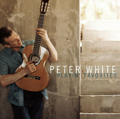 Peter White - Playin Favourites [New CD]
