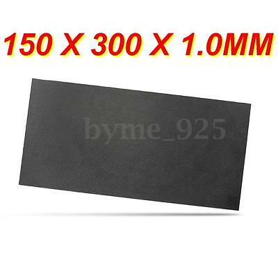 150 X 300 X 1.0MM Durable T Sheet Thermoplastic Panel Plate 162-198 Degrees
