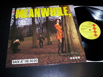 """Various """"Meanwhile, Back At The Go Go """" LP KENT UK 1985"""