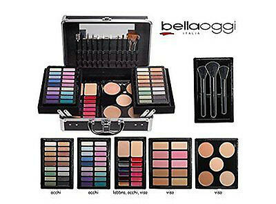 Bella Oggi Italia Trousse Valigetta Professionale Per Make-Up Artists *******