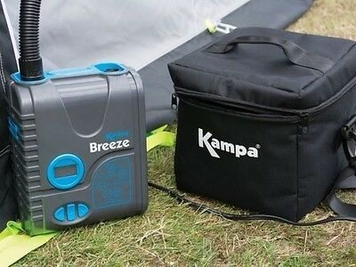 Kampa Breeze 12v Two Stage High Pressure Inflatable Tent & Awning Pump
