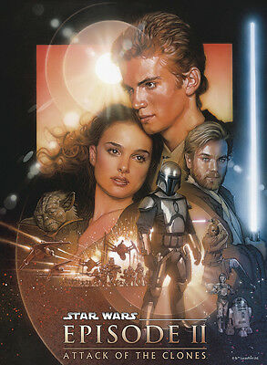 Ravensburger Star Wars - Attack of the Clones - 500pc Jigsaw Puzzle