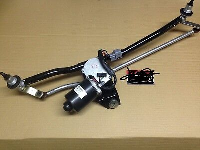 Genuine Mg Rover Mft Mgtf Lhd Complete Wiper Motor + Linkage Assembly Dkd100440