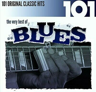 Various Artists - 101: The Very Best of Blues [New CD] UK - Import