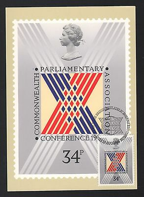 (37981) GB PHQ FDI Parliamentary Conference - London SW1 19 August 1986