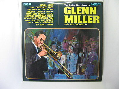 Glenn Miller and his Orchestra, Original Recordings, CDS 1040, Vinyl LP Record
