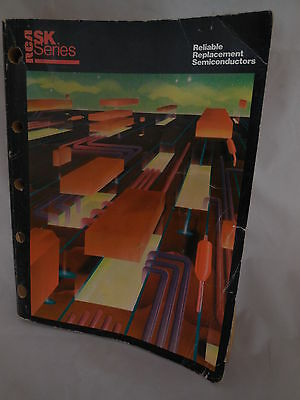 RCA SK Series Solid State Replacement Guide Semiconductors 1985