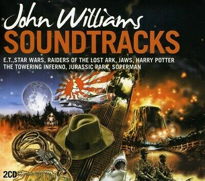 John Williams - Soundtracks [CD New]