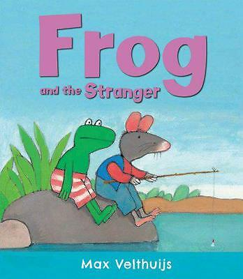 Frog and the Stranger, Velthuijs, Max | Paperback Book | 9781783441433 | NEW