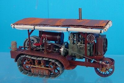 O SCALE 1/48 On3/On30 WISEMAN MODEL SERVICES HOLT 75 CRAWLER TRACTOR KIT