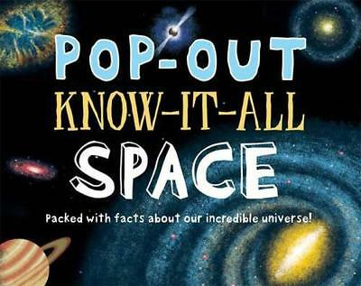 Pop-Up Know-It-All: Space (Pop Out Know It All) by Frances Castle | Paperback Bo