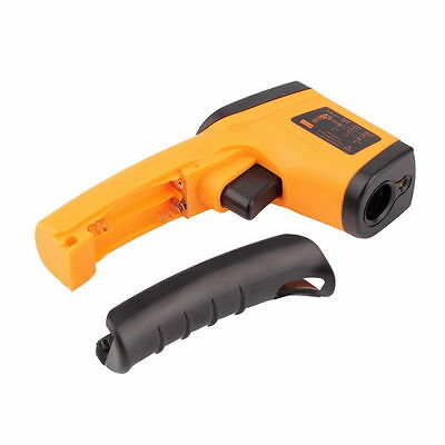 Nice Non-Contact LCD IR Laser Infrared Digital Temperature Thermometer Gun IU FF