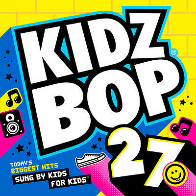 Kidz Bop Kids - Kidz Bop 27 [New CD]