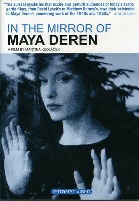 In the Mirror of Maya Deren (2004, REGION 1 DVD New) CLR/BW