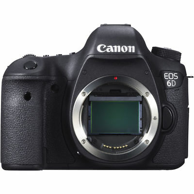Band New Canon EOS 6D Body Only Digital SLR Camera [kit box]