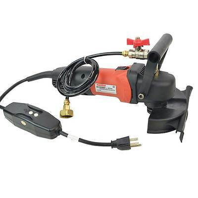 "4"" Variable Speed 1K-4K RPM Wet Polisher/Grinder 800W 5/8""x11 Spindle - WVGRIN"