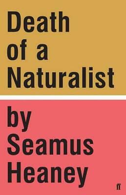 Death of a Naturalist, Heaney, Seamus | Hardcover Book | 9780571328802 | NEW