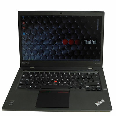 Lenovo ThinkPad X1 Carbon Notebook Intel i7 4600U 8GB RAM 256GB SSD 4G-LTE Win10