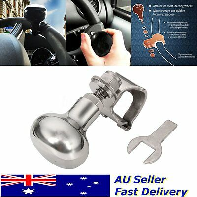 Stainless 316 Marine Sport Boat Steering Wheel Knob Maneuvering Control Knob