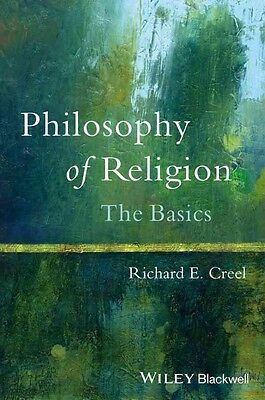 Philosophy of Religion by Creel Hardcover Book (English)
