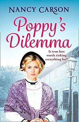 Poppy's Dilemma (Black Country Chronicles) by Carson, Nancy | Paperback Book | 9