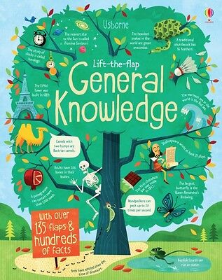 Lift-the-Flap General Knowledge (See Inside) (Board book), Frith, Alex, Maclain.