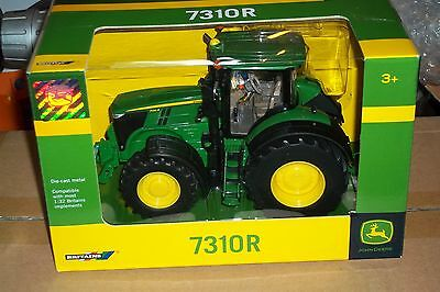 Britains  1;32 Scale John Deere 7310 R Tractor New Release 43088A1  Boxed