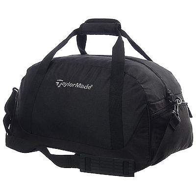 Taylormade Golf Mens Corporate Duffle Bag New Carry Holdall Duffel Strap Zipped