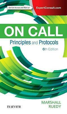 On Call Principles and Protocols by Shane A. Marshall Paperback Book (English)