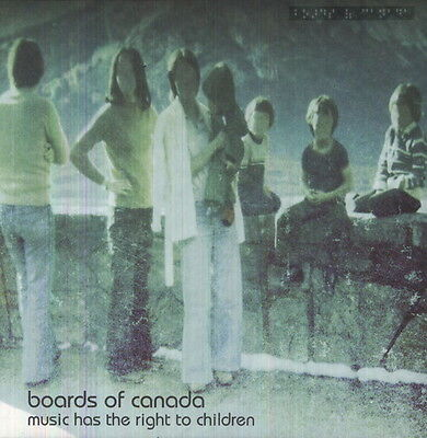 Boards of Canada - Music Has the Right to Children [New Vinyl] Digital Download,