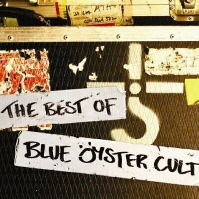 Blue yster Cult - Best of [New CD]