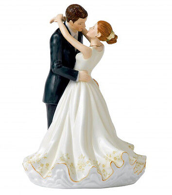 Royal Doulton Occasions Forever Figurine Wedding Cake Topper HN5647 New In Box
