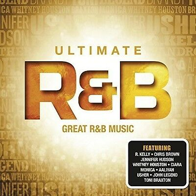 Various Artists - Ultimate R&B [New CD] UK - Import