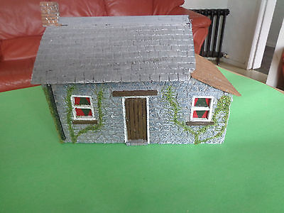Garden Railway G Gauge 1.24th House.With extension