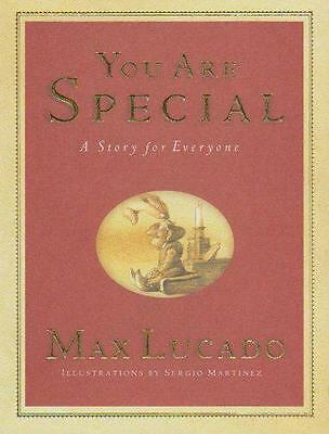 You are Special, Max Lucado | Hardcover Book | 9781859855904 | NEW