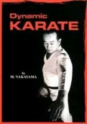 Dynamic Karate: Instruction by the Master by Masatoshi Nakayama Paperback Book (