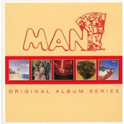 Man - Original Album Series [New CD] Holland - Import