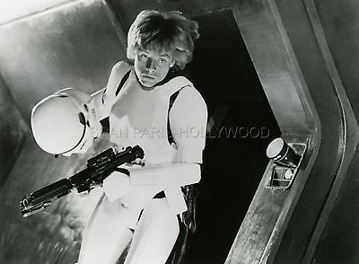 Mark Hamill George Lucas Star Wars 1977 Vintage Photo Original #21