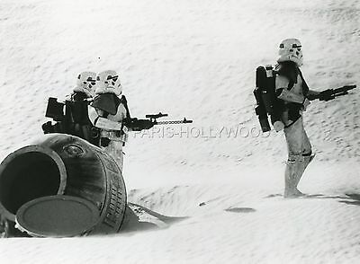 The Stormtroopers George Lucas Star Wars 1977 Vintage Photo Original #18