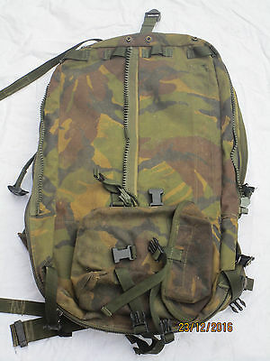 Rucksack Radio Carrier,DPM,IRR, for use with Radios 320,350,351,352 & Cougar,CWL