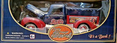 Golden Wheel Die Cast 1940 FORD PEPSI-COLA - 1/18 Scale SEALED NEW IN BOX