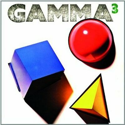 Gamma - Gamma 3 [New CD] Rmst