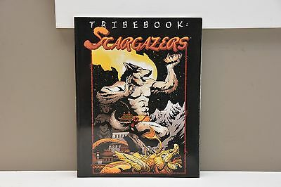 TRIBEBOOK STARGAZERS - Werewolf the Apocalypse White Wolf Role Playing Game Book